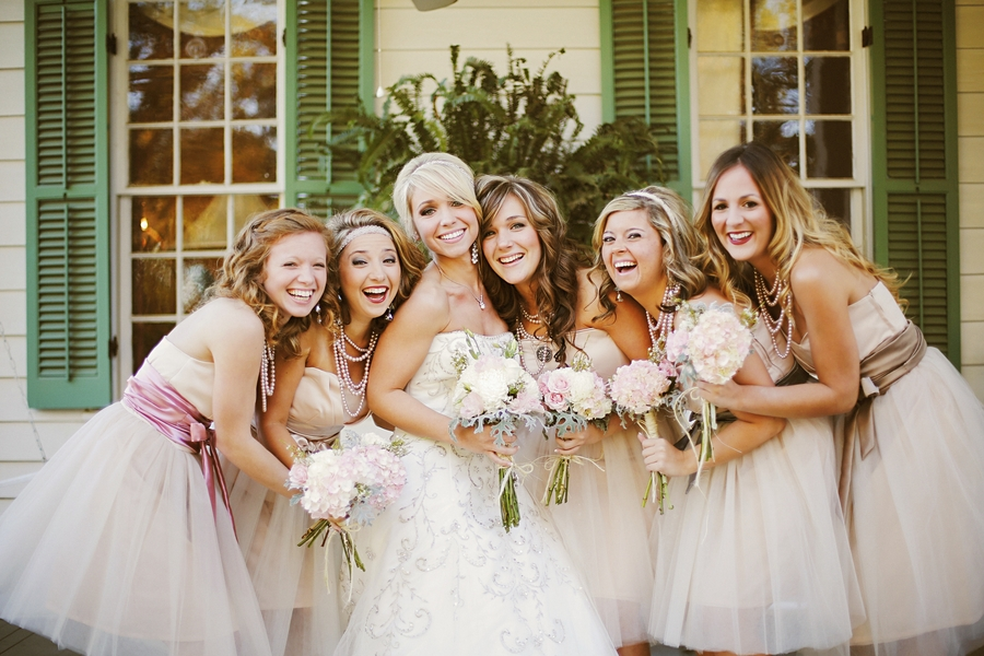 Bridesmaids, Bridesmaids Dresses, Fashion, Real Weddings, Wedding Style, ivory, pink, Fall Weddings, Rustic Real Weddings, Southern Real Weddings, Fall Real Weddings, Vintage Real Weddings, Rustic Weddings, Vintage Weddings, Taupe, Southern weddings