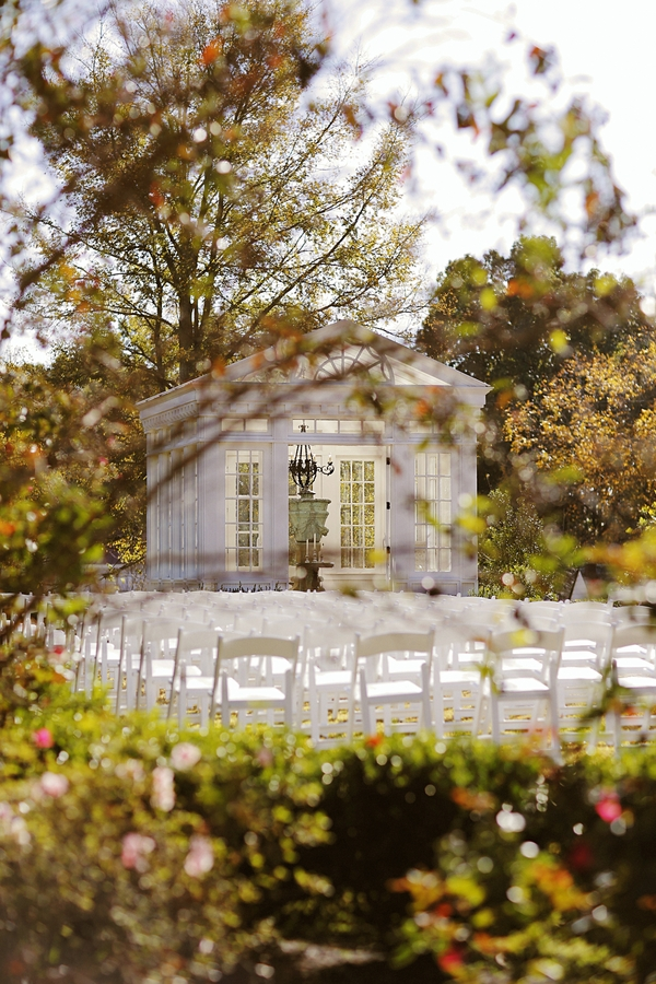Ceremony, Real Weddings, Wedding Style, white, Fall Weddings, Rustic Real Weddings, Southern Real Weddings, Fall Real Weddings, Vintage Real Weddings, Rustic Weddings, Vintage Weddings, Gazebo, Southern weddings