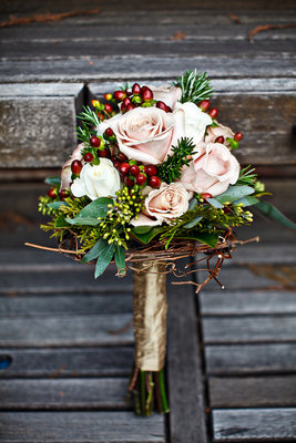 Southern Real Weddings, Bridal Bouquets