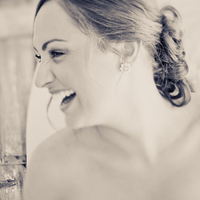 Beauty, Real Weddings, Wedding Style, Chignon, Updo, Summer Weddings, West Coast Real Weddings, Summer Real Weddings