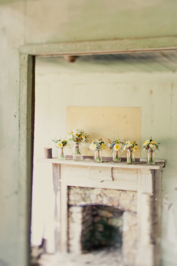 Flowers & Decor, Real Weddings, Wedding Style, green, Bridesmaid Bouquets, Rustic Real Weddings, Summer Weddings, West Coast Real Weddings, Summer Real Weddings, Rustic Weddings, Rustic Wedding Flowers & Decor, Summer Wedding Flowers & Decor