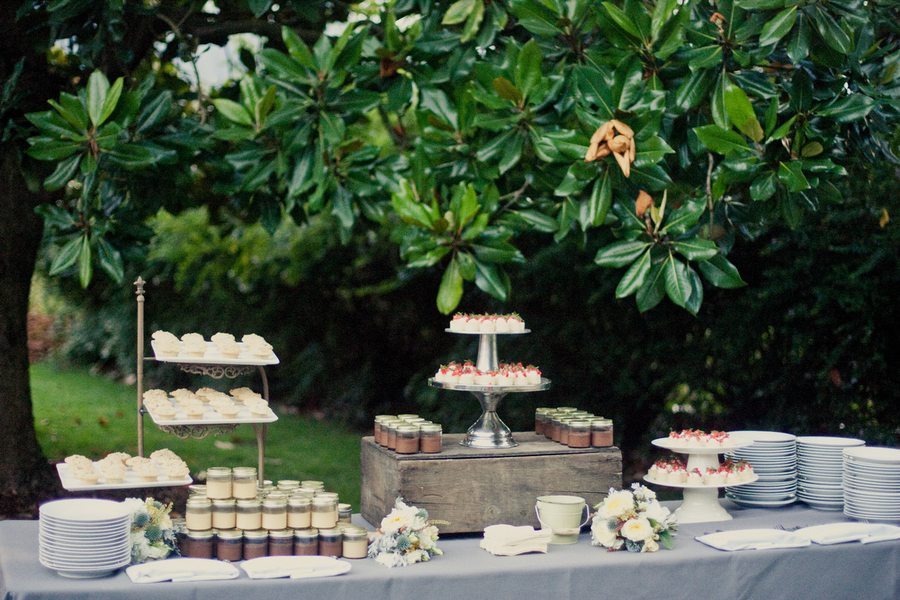 Cakes, Real Weddings, Wedding Style, green, Other Wedding Desserts, Summer Weddings, West Coast Real Weddings, Summer Real Weddings