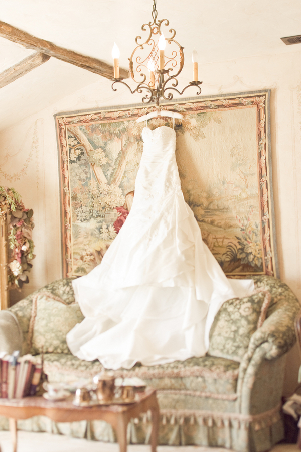 Wedding Dresses, West Coast Real Weddings