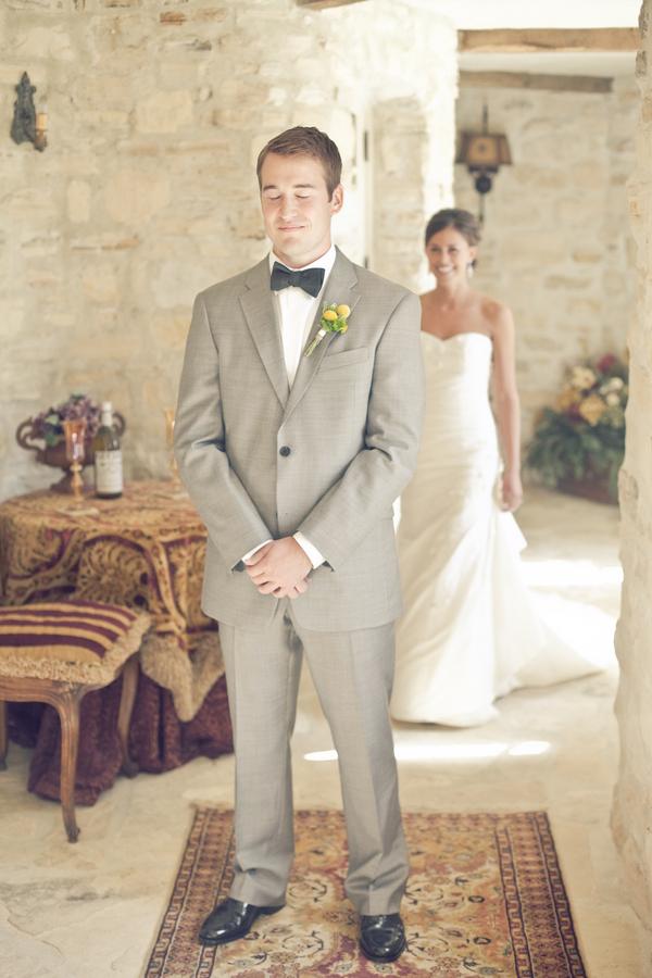West Coast Real Weddings, First look