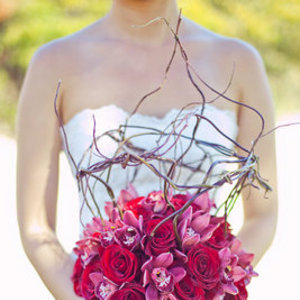 Flowers & Decor, Real Weddings, Wedding Style, pink, Bride Bouquets, Fall Weddings, West Coast Real Weddings, Classic Real Weddings, Fall Real Weddings, Classic Weddings, Classic Wedding Flowers & Decor, Rustic Wedding Flowers & Decor