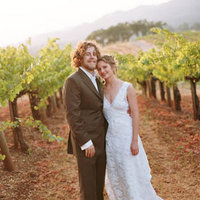 Real Weddings, Rustic Real Weddings, West Coast Real Weddings, Eco-Friendly Real Weddings, Summer Real Weddings, Vineyard Real Weddings, Eco-Friendly Weddings, Rustic Weddings, Vineyard Weddings