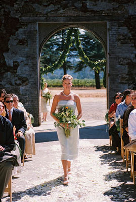 Real Weddings, green, Rustic Real Weddings, West Coast Real Weddings, Eco-Friendly Real Weddings, Summer Real Weddings, Vineyard Real Weddings, Eco-Friendly Weddings, Rustic Weddings, Vineyard Weddings, Eco-Friendly Wedding Flowers & Decor