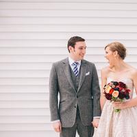 Fashion, Real Weddings, Wedding Style, gray, Fall Weddings, Modern Real Weddings, Fall Real Weddings, Midwest Real Weddings, Modern Weddings, Grey