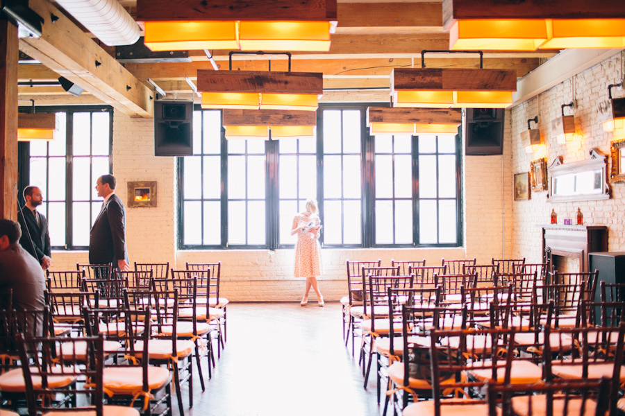 Ceremony, Flowers & Decor, Real Weddings, Wedding Style, Tables & Seating, Fall Weddings, Modern Real Weddings, City Real Weddings, Fall Real Weddings, Midwest Real Weddings, City Weddings, Modern Weddings