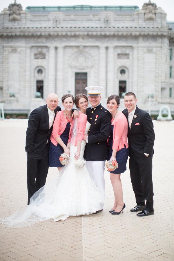 Real Weddings, Wedding Style, Winter Weddings, Winter Real Weddings, preppy weddings, mid-atlantic real weddings, preppy real weddings
