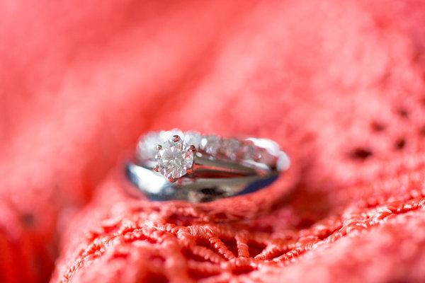Jewelry, Real Weddings, Wedding Style, pink, Women's Rings, Men's Rings, Engagement Rings, Wedding Bands, Winter Weddings, Winter Real Weddings, preppy weddings, mid-atlantic real weddings, preppy real weddings