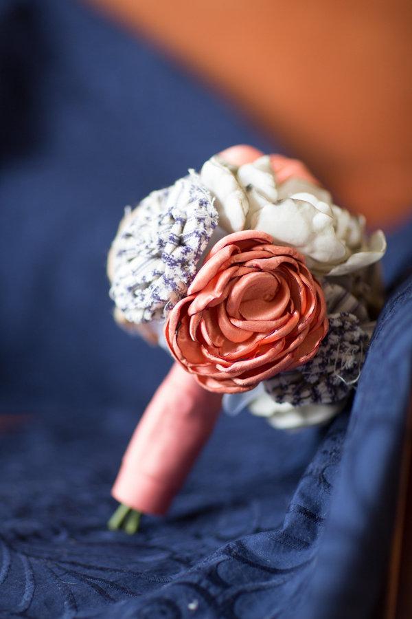 Flowers & Decor, Real Weddings, Wedding Style, pink, Bridesmaid Bouquets, Winter Weddings, Winter Real Weddings, Pastel, preppy weddings, mid-atlantic real weddings, preppy real weddings