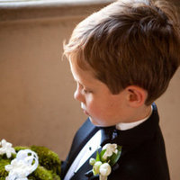 Fashion, Real Weddings, Wedding Style, Classic Real Weddings, Classic Weddings, Kids, Ring bearer, West Coast Weddings