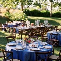 Flowers & Decor, Real Weddings, Wedding Style, blue, Tables & Seating, Rustic Real Weddings, Spring Weddings, West Coast Real Weddings, Classic Real Weddings, Spring Real Weddings, Vintage Real Weddings, Classic Weddings, Rustic Weddings, Vintage Weddings, Classic Wedding Flowers & Decor