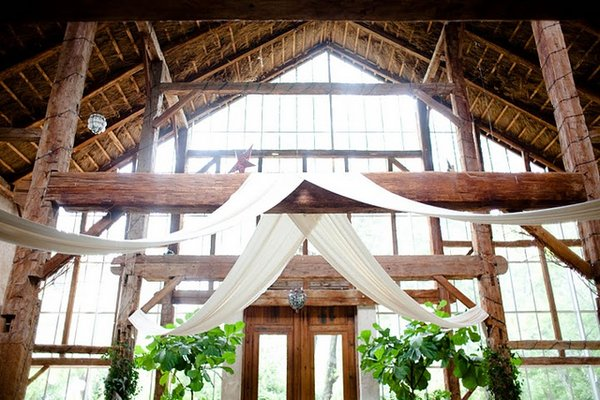 Flowers & Decor, Real Weddings, Wedding Style, green, Ceremony Flowers, Southern Real Weddings, Garden Real Weddings, Garden Weddings, Garden Wedding Flowers & Decor, Rustic Wedding Flowers & Decor, Altar