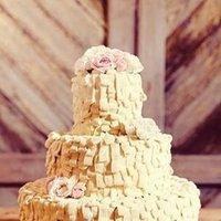 Cakes, Real Weddings, Wedding Style, yellow, Vintage Wedding Cakes, Wedding Cakes, Southern Real Weddings, Garden Real Weddings, Garden Weddings
