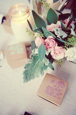 Real Weddings, Wedding Style, Garden Real Weddings, Garden Weddings, Southern Real Weddings, Flowers & Decor, Garden Wedding Flowers & Decor, romantic wedding flowers & decor, Centerpieces, Favors & Gifts, Guest gifts, Edible Wedding Favors & Gifts