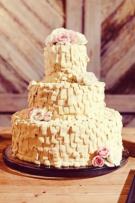 Cakes, Real Weddings, Wedding Style, yellow, Vintage Wedding Cakes, Wedding Cakes, Southern Real Weddings, Garden Real Weddings, Garden Weddings