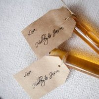 Favors & Gifts, Real Weddings, Wedding Style, Southern Real Weddings, Garden Real Weddings, Garden Weddings, Honey, Guest gifts, Edible Wedding Favors & Gifts