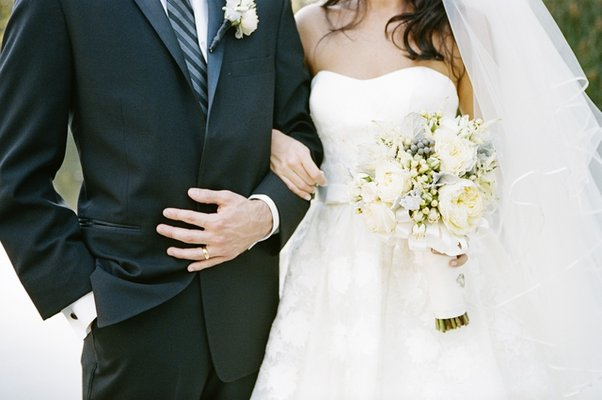 Flowers & Decor, Real Weddings, Wedding Style, Bride Bouquets, West Coast Real Weddings, Classic Real Weddings, Classic Weddings