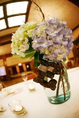 Flowers & Decor, Real Weddings, Wedding Style, Centerpieces, Midwest Real Weddings, Vintage Real Weddings, Vintage Weddings, Military weddings