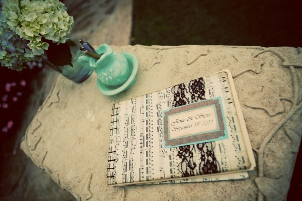 Stationery, Real Weddings, Wedding Style, blue, Guestbooks, Midwest Real Weddings, Vintage Real Weddings, Vintage Weddings, Military weddings