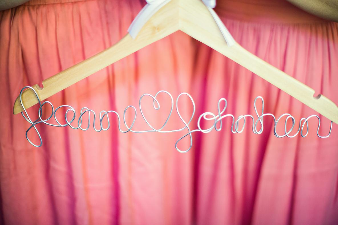 Real Weddings, Wedding Style, Summer Weddings, West Coast Real Weddings, Garden Real Weddings, Summer Real Weddings, Garden Weddings, wedding hangers
