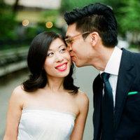 Beauty, Real Weddings, Wedding Style, Makeup, Fall Weddings, Northeast Real Weddings, Modern Real Weddings, City Real Weddings, Fall Real Weddings, City Weddings, Modern Weddings