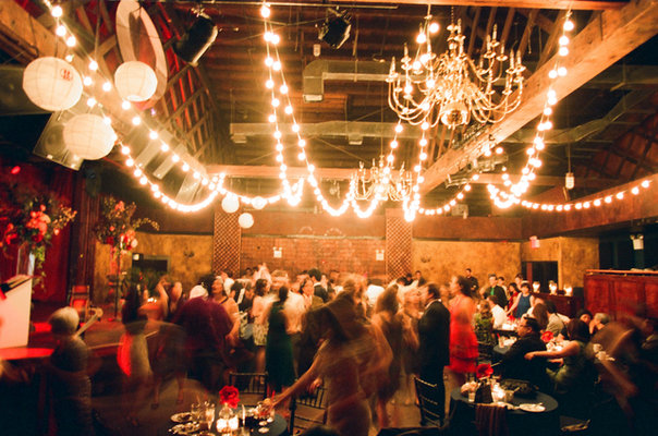 Flowers & Decor, Real Weddings, Wedding Style, Lighting, Fall Weddings, Northeast Real Weddings, Modern Real Weddings, City Real Weddings, Fall Real Weddings, City Weddings, Modern Weddings, Modern Wedding Flowers & Decor