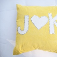 Decor, Real Weddings, Wedding Style, yellow, Modern, Southern Real Weddings, Summer Weddings, Summer Real Weddings, Pillow, Logo, Graphic, Southern weddings, Décor