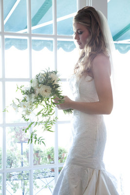 Beauty, Real Weddings, Wedding Style, Down, Half-up, West Coast Real Weddings, West Coast Weddings