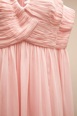 Bridesmaid Dresses, Fashion, Real Weddings, pink, Bridesmaid dress