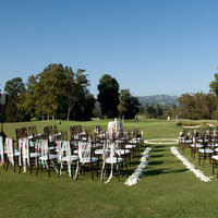 Ceremony, Flowers & Decor, Real Weddings, Aisle Decor, Outdoor