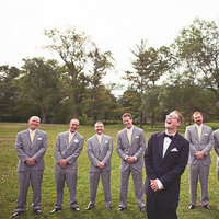 Real Weddings, gray, Summer Weddings, Midwest Real Weddings, Summer Real Weddings