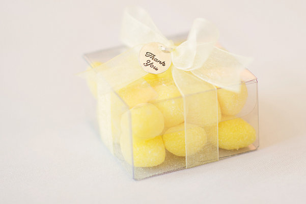 Favors & Gifts, Real Weddings, Wedding Style, yellow, Edible Wedding Favors, Summer Weddings, Midwest Real Weddings, Summer Real Weddings, minnesota weddings, minnesota real weddings
