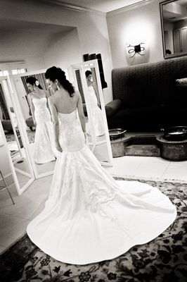 Lace Wedding Dresses, Fashion, Real Weddings, Wedding Style, West Coast Real Weddings, Glam Real Weddings, Glam Weddings