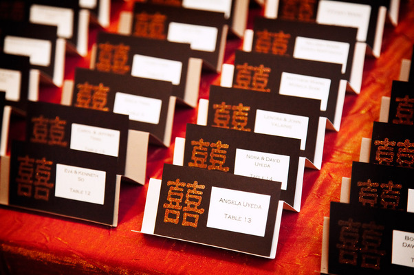Stationery, Real Weddings, Wedding Style, red, Escort Cards, Fall Weddings, Modern Real Weddings, City Real Weddings, Fall Real Weddings, City Weddings, Modern Weddings
