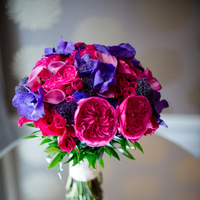 Real Weddings, pink, purple, Bride Bouquets, Fall Weddings, Modern Real Weddings, Fall Real Weddings, modern wedings