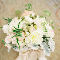 Bride Bouquets, West Coast Real Weddings, Pastel