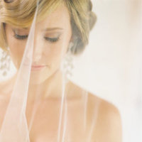 Veils, Makeup, Fair Complexion, West Coast Real Weddings, Classic Weddings