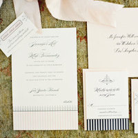Stationery, Real Weddings, Wedding Style, Classic Wedding Invitations, Glam Wedding Invitations, Invitations, West Coast Real Weddings, Classic Weddings