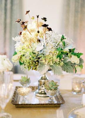 Flowers & Decor, Real Weddings, Centerpieces, West Coast Real Weddings, Classic Real Weddings, Classic Weddings, Classic Wedding Flowers & Decor