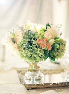 Flowers & Decor, Centerpieces, West Coast Real Weddings