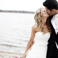 Beauty, Real Weddings, Curly Hair, Long Hair, Midwest Real Weddings