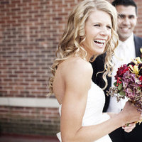 Bride Bouquets, Midwest Real Weddings