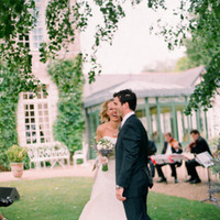 Destinations, Real Weddings, Wedding Style, white, green, black, Destination Weddings, Europe, Summer Weddings, Classic Real Weddings, Garden Real Weddings, Summer Real Weddings, Classic Weddings, Garden Weddings