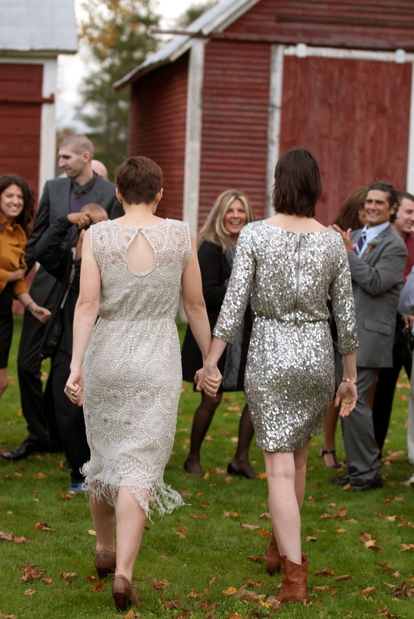 Real Weddings, Wedding Style, Fall Weddings, Rustic Real Weddings, Fall Real Weddings, Rustic Weddings, Same Sex Real Weddings