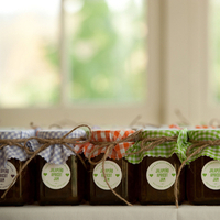 Favors & Gifts, Real Weddings, Wedding Style, green, Edible Wedding Favors, Rustic Wedding Favors & Gifts, Fall Weddings, Rustic Real Weddings, Fall Real Weddings, Rustic Weddings, Same Sex Real Weddings