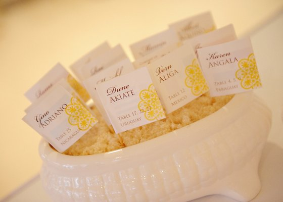 Stationery, Destinations, Real Weddings, Wedding Style, Asia, Cultural, Escort Cards, cultural weddings, cultural real wedding