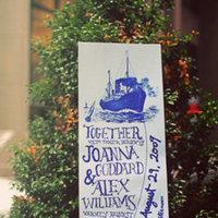 Stationery, Real Weddings, Wedding Style, blue, Rustic Wedding Invitations, Vintage Wedding Invitations, Invitations, Modern Real Weddings, City Weddings, Modern Weddings, Nautical Weddings, Nautical Real Weddings